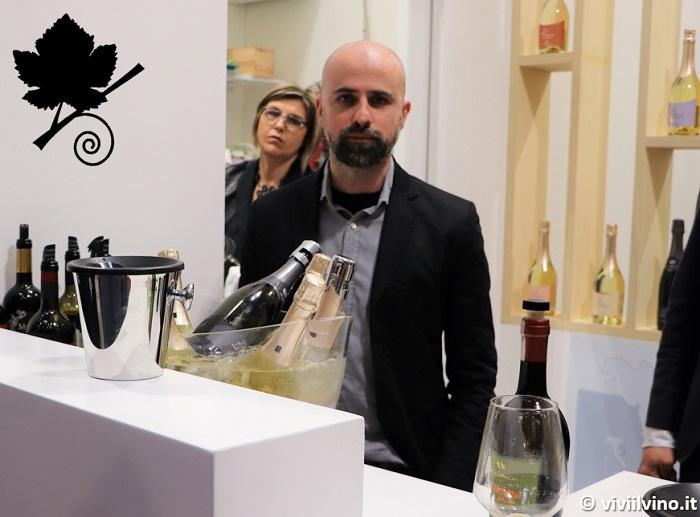 Vinitaly 2019 Marche - CasalFarneto stand 2