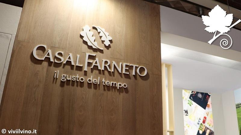 Vinitaly 2019 Marche - CasalFarneto stand