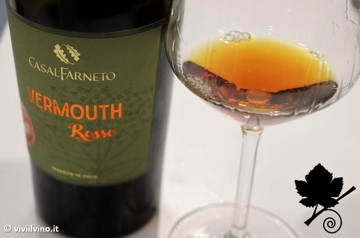 Vinitaly 2019 Marche - Vermouth Rosso CasalFarneto