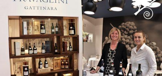 Vinitaly 2019 Piemonte - Travaglini Gattinara DOCG stand