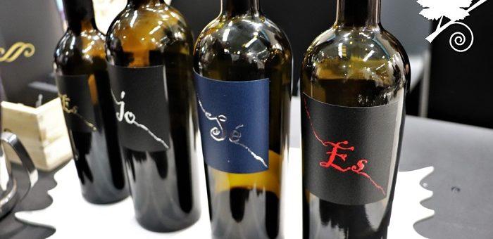 Vinitaly 2019 Puglia - Gianfranco Fino serie di vini