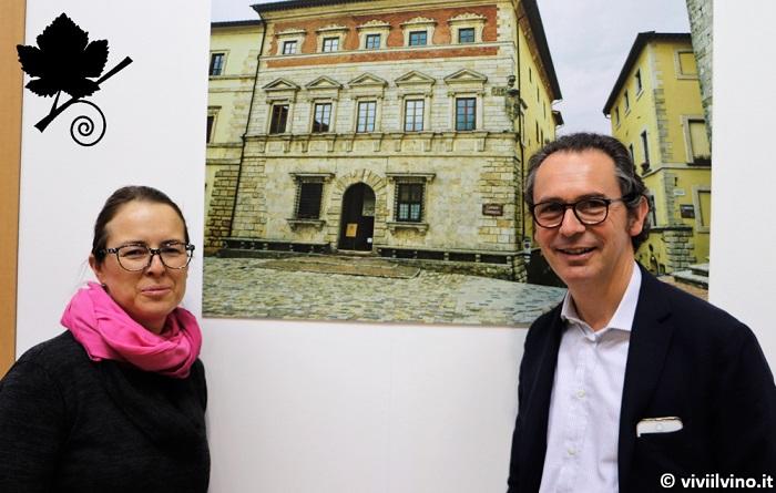 Vinitaly 2019 Toscana - Cantina Contucci