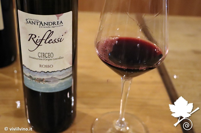 Cantina Sant'Andrea - Circeo DOC Rosso Riflessi