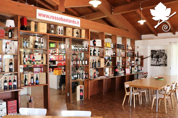 Cantina Signae - punto vendita e degustazione