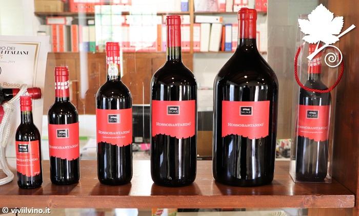 Umbria IGT Rosso Bastardo Cantina Signae