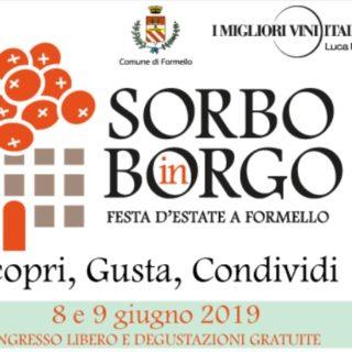 Sorbo in Borgo - Festa d'estate a Formello