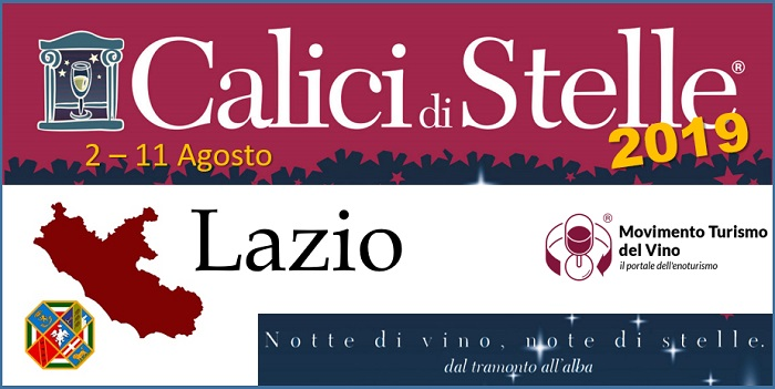 Calici di Stelle 2019 - Lazio