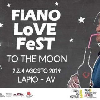 Fiano Love Festo to the moon 2019