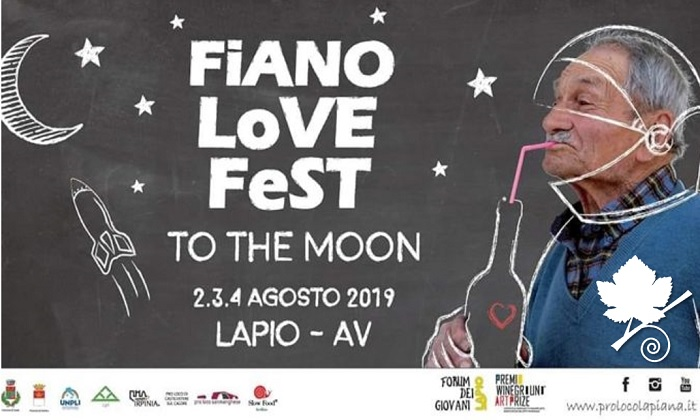 Fiano Love Festo to the moon 2019