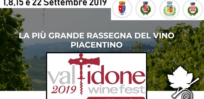 Valtidone Wine Fest 2019