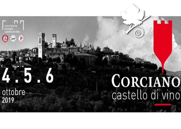 Corciano Castello Di Vino 2019