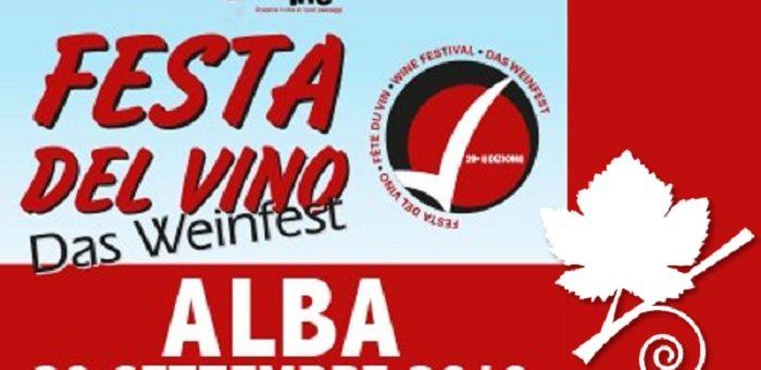 Festa del Vino 2019 Alba Go Wine