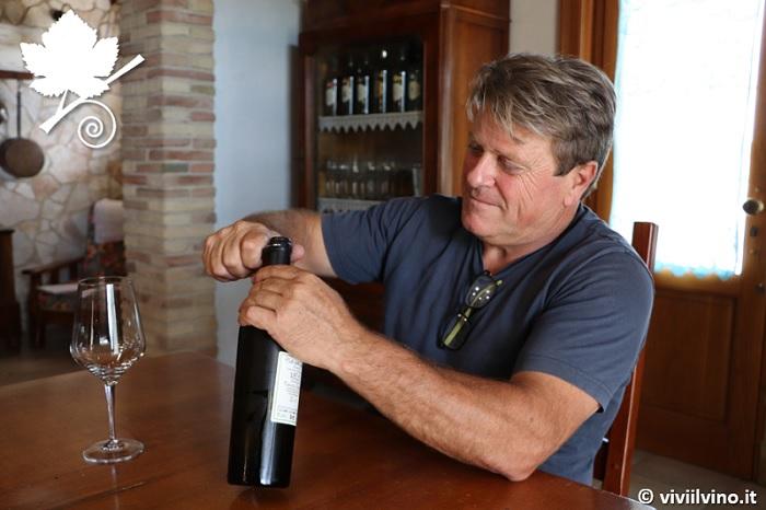 Tenuta Oderisio - degustazione dei vini