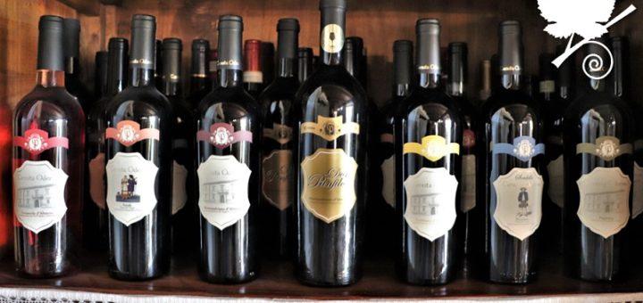 Tenuta Oderisio - i vini della cantina