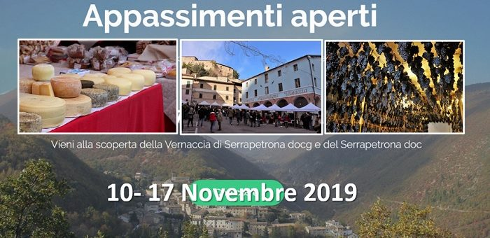 Appassimenti Aperti 2019 - Serrapetrona