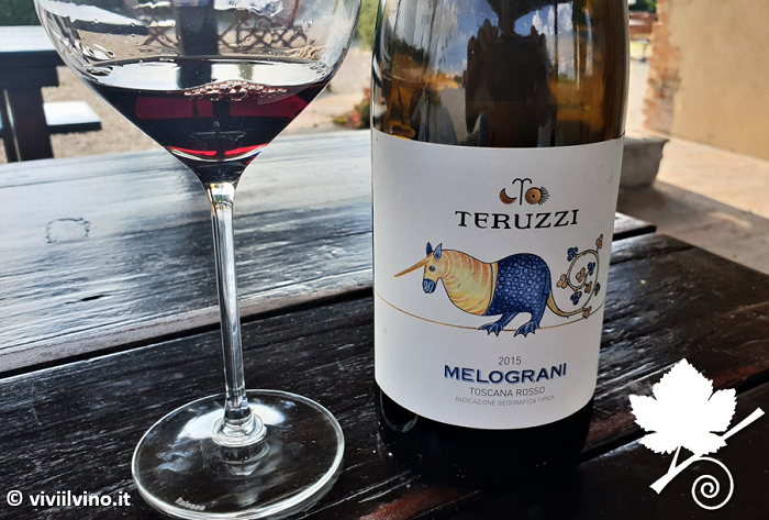 Cantina Teruzzi - Melograni Toscana Rosso IGT