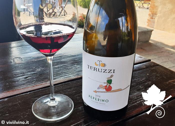 Cantina Teruzzi - Peperino Toscana Rosso IGT