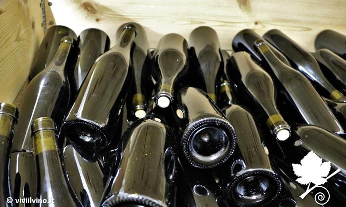 Claudio Cipressi - affinamento in bottiglia