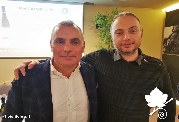 Claudio Cipressi e Fabio Nelli