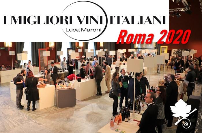 I migliori Vini Italiani Roma 2020