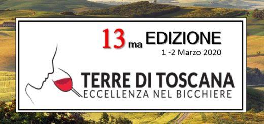 uoto se l'immagine è puramente decorativa.Titolo Terre di Toscana 13ma edizione - Eccellenza nel bicchiere Didascalia Descrizione Copia il link https://www.viviilvino.it/wp-content/uploads/2020/01/Terre-di-Toscana-13ma-edizione-Eccellenza-nel-bicchiere.jpg Azioni per i media selezionatiSeleziona