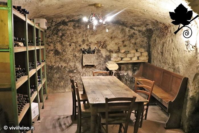 Cantina Gattavecchi - Antica cantina sotterranea