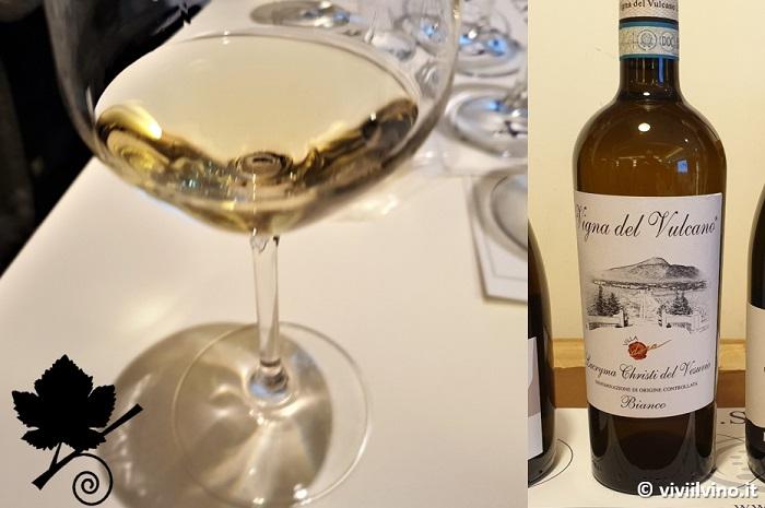 I vini del Vesuvio - Lacryma Christi del Vesuvio DOC Bianco 2016 - Vigna del Vulcano