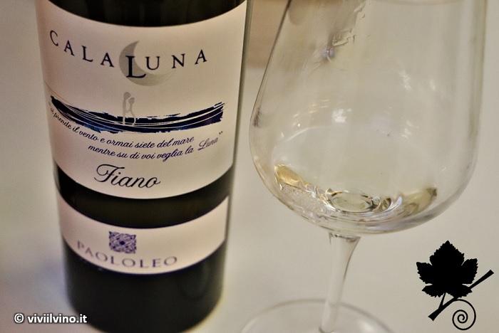 Puglia IGP Fiano Calaluna Paololeo