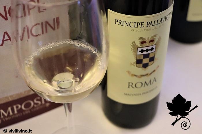 Roma DOC Malvasia Puntinata Principe Pallavicini