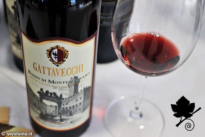 Rosso di Montepulciano DOC Gattavecchi