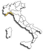 area di diffusione del rossese