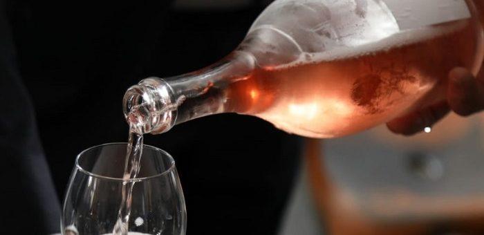 Prosecco Rosé - Prima prova