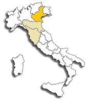 Durella - area di diffusione