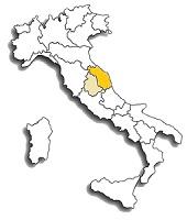 Maceratino - area di diffusione del vitigno