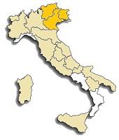 Pinot grigio - area di diffusione