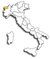 Priè Blanc - area di diffusione del vitigno