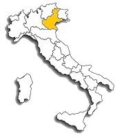 Corvinone - area di diffusione del vitigno