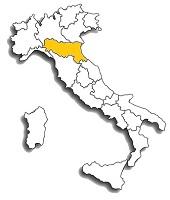 Pignoletto - area di diffusione del vitigno