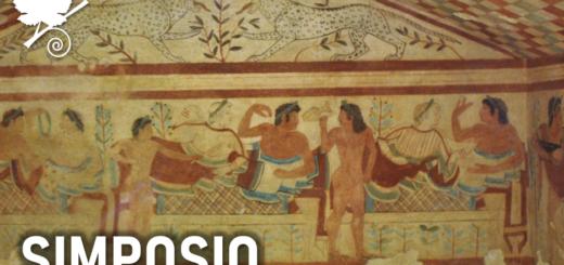 Simposio - tomba etrusca