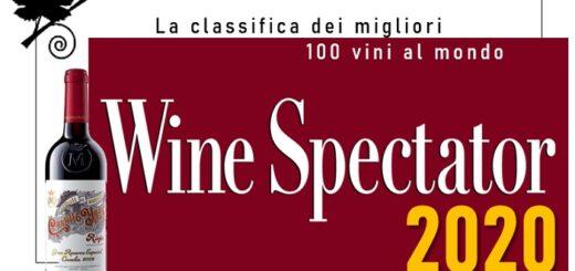 Wine Spectator 2020 - la classifica dei migliori 100 vini al mondo