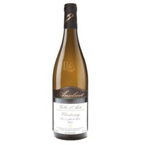 Valle d'Aosta DOC Chardonnay Elevé en Fut de Chene Anselmet