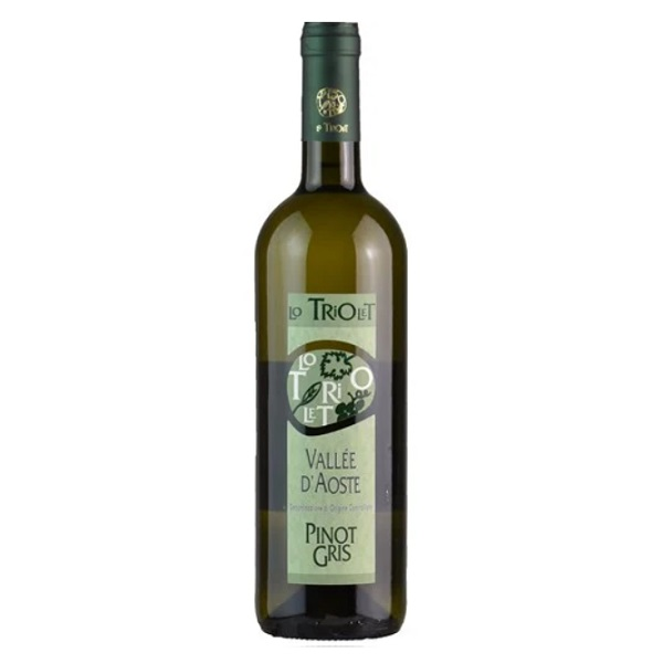 Valle d'Aosta DOC Pinot Gris Lo Triolet