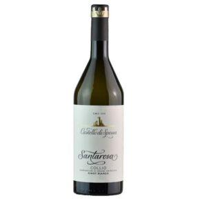 Collio DOC Pinot Bianco Santarosa Castello di Spessa
