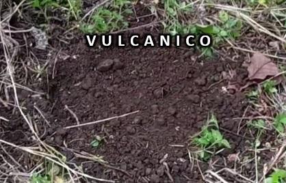 Terreno vulcanico