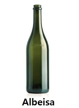 Bottiglia albeisa