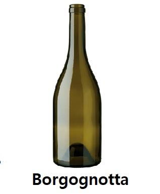 Bottiglia borgognotta