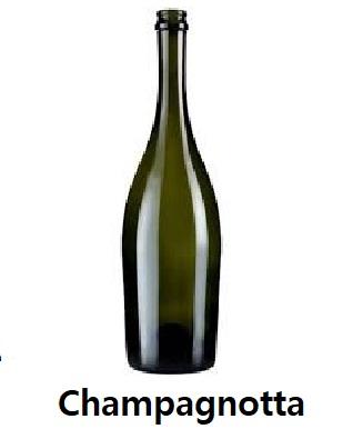 Bottiglia champagnotta