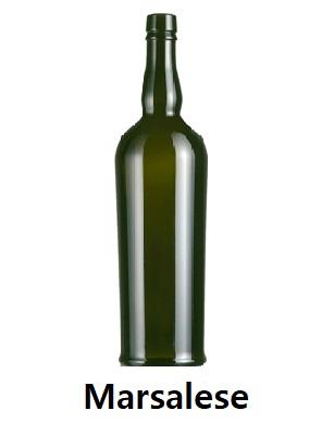 Bottiglia marsalese