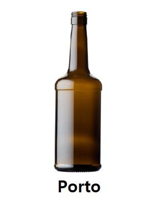 Bottiglia porto