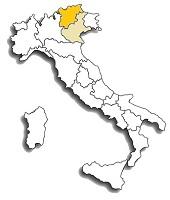 Nosiola - area di diffusione